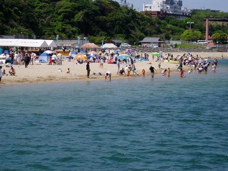 【2020年休止】たんのわ海水浴場 ときめきビーチ