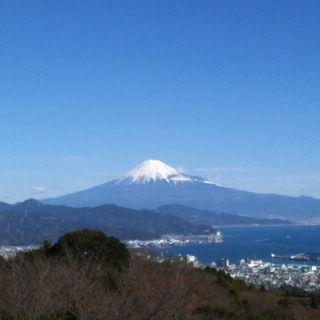 日本平展望台