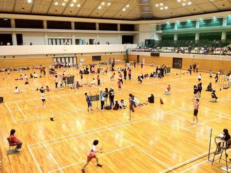 八幡市民体育館