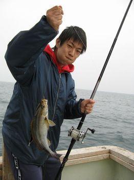 隠岐國海士町 遊漁船