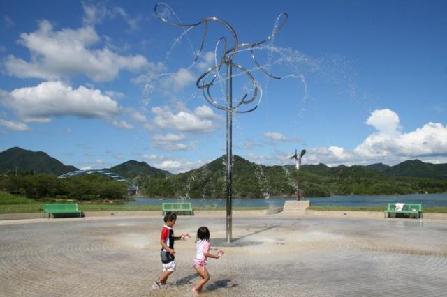青野ダムサイド公園