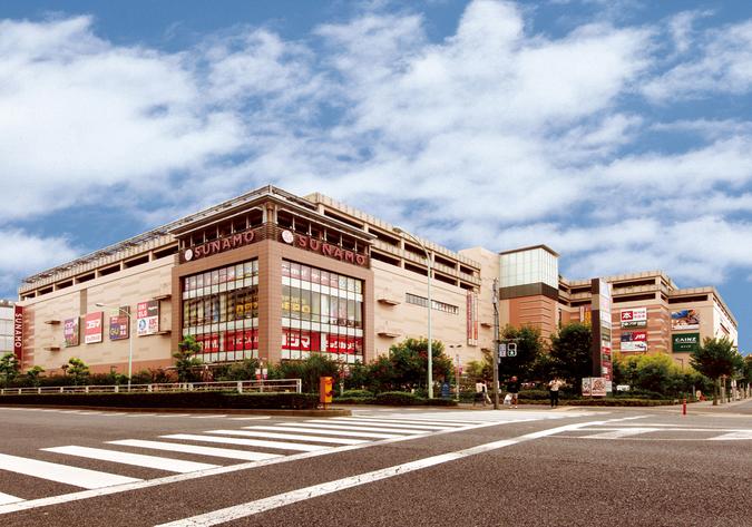南砂町ショッピングセンターSUNA...