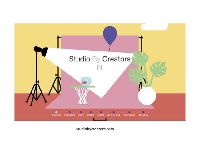 studio by creators