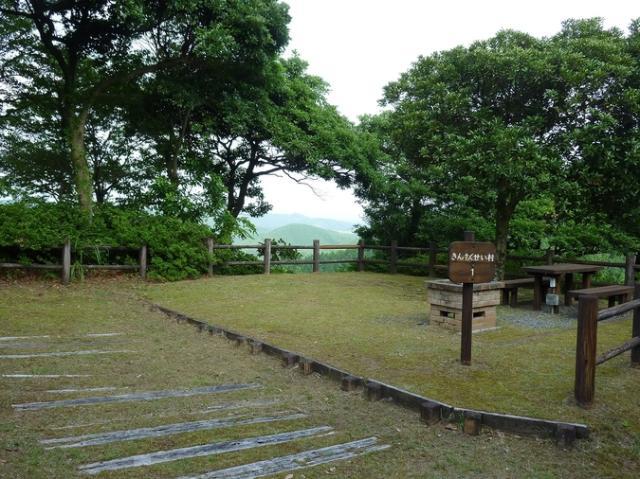 鹿児島県県民の森 丹生附オートキャンプ場