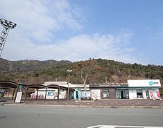 佐波川SA(下り)(佐波川サービスエリア 下り)