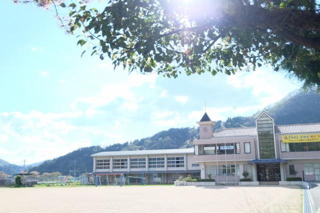 旧大芋小学校