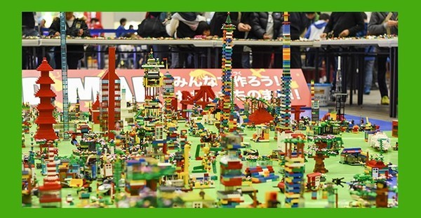 BRICKLIVE® in JAPAN