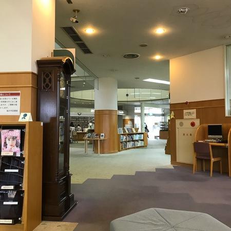 図書館 稲沢