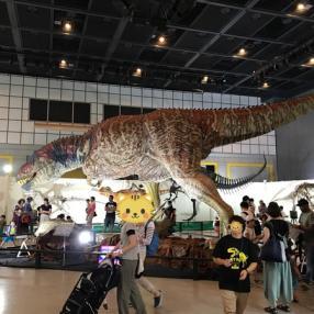 アクト 恐竜