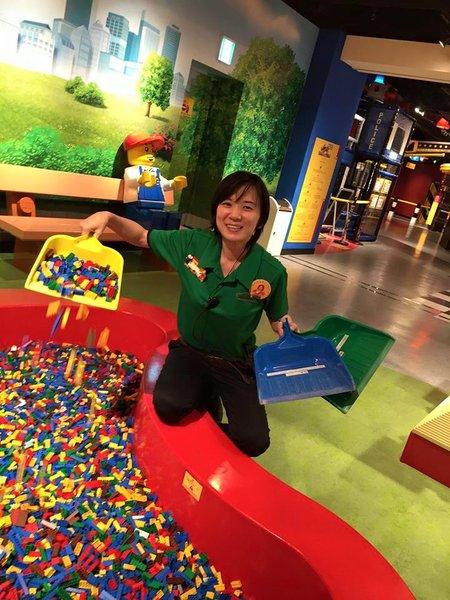 レゴ遊びにべんりなグッズ!それは・・・