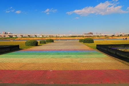 虹の広場(荒川河川敷)の基本情報